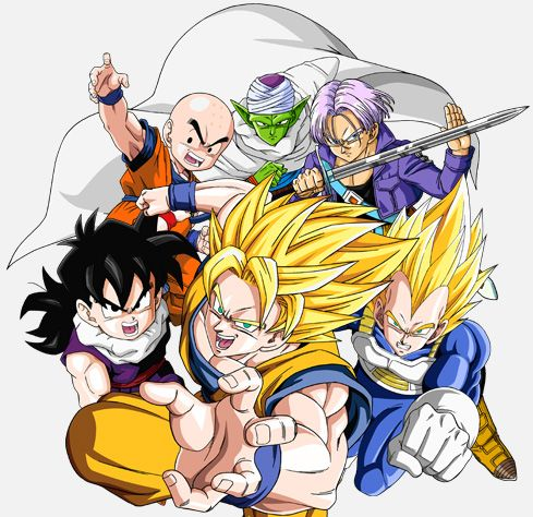 dragonball z was really my first in depth watch as much as i could - Dragon Ball Z Com
