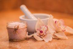 Massages by Christine #DIYscrub