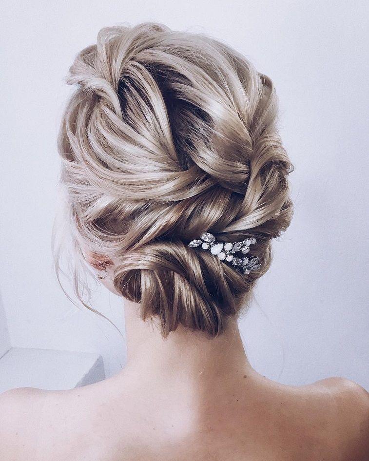 Beautiful Bridal Updo Hairstyle Ideas