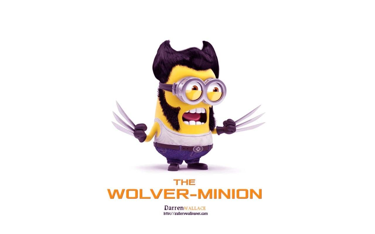 Download free minion wolverine wallpapers for your mobile phone download free minion wolverine wallpapers for your mobile phone voltagebd Images