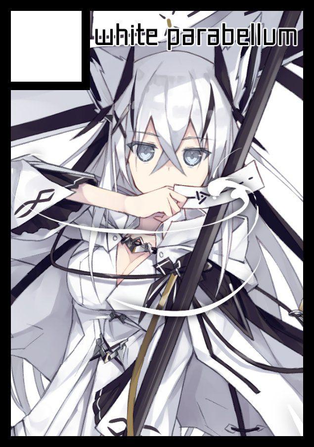 凪白みと on in 2019 Anime wolf girl, Anime neko, Anime wolf