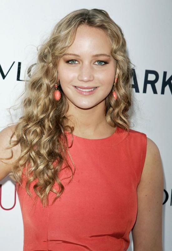 jennifer lawrence curly hairstyles | curly hairstyles ...