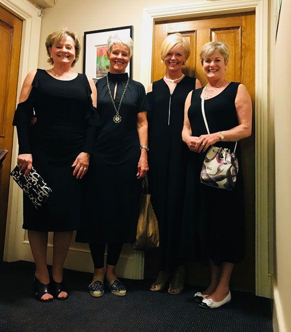 Corbridge Charity Fashion Show 2018
