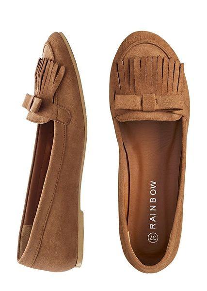 Mokasyny Bezowy 37 915602 Bonprix 6243661928 Oficjalne Archiwum Allegro Slip On Sandal Shoes Fashion