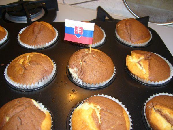 Jogurtové muffiny |