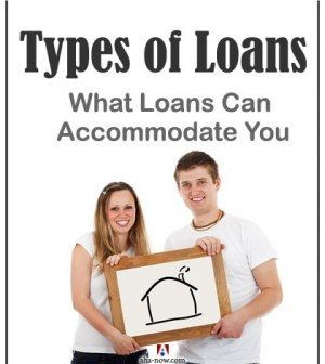 Types Of Loans What Loans Can Accommodate You Types Of Loans Loan Budgeting