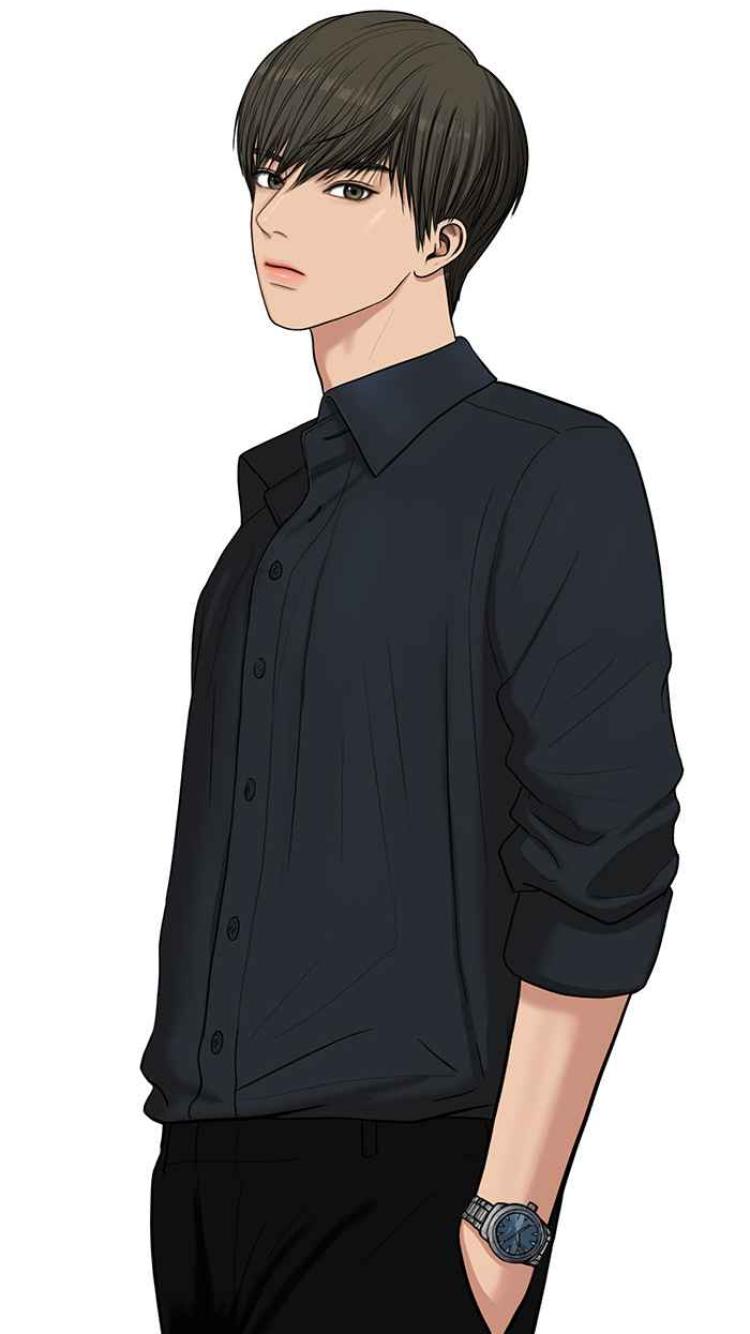 Suho from Secret Angel Webtoon (Dengan gambar) Orang