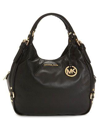 f25e582632c0 MICHAEL Michael Kors Handbag, Bedford Large Shoulder Tote - Hobo Bags -  Handbags & Accessories - Macy's