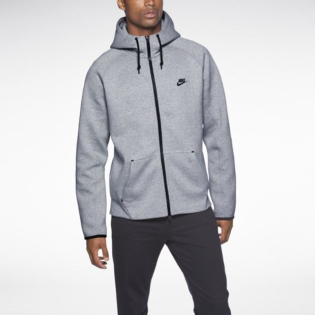 Nike Store. Nike Tech Fleece AW77 1.0 Full-Zip Men's Hoodie ...