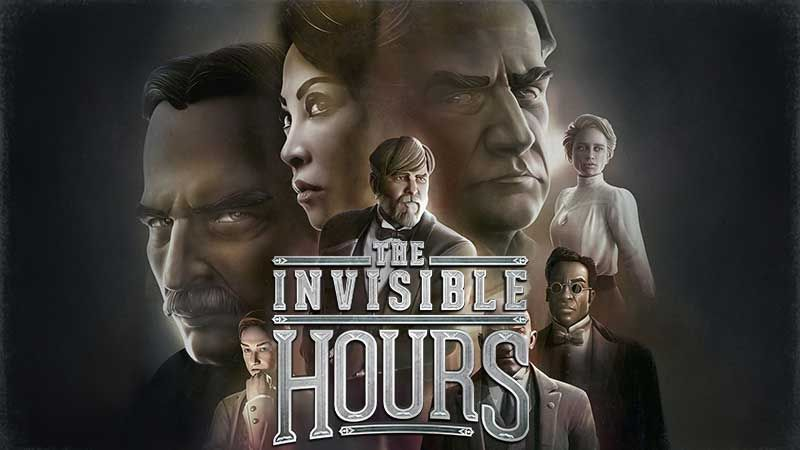 #XBOX Complex Murder Mystery 'The Invisible Hours' Is Now Available On Xbox One