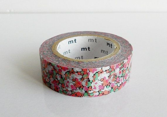 mt x Liberty of London Washi Masking Tape - Pepper - Limited Edition ...
