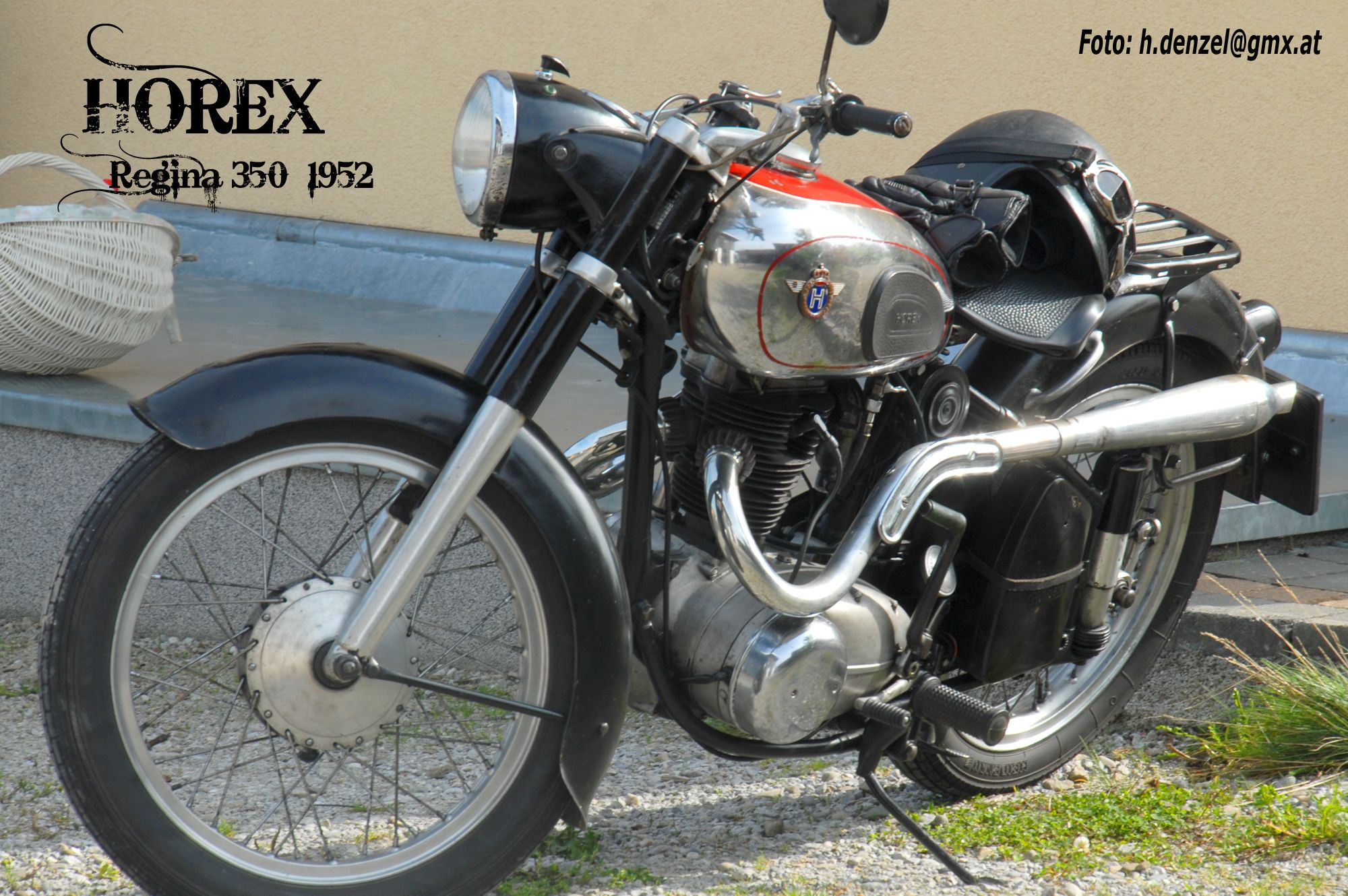 horex regina 350 1952 deutsche motorr der motorcycle. Black Bedroom Furniture Sets. Home Design Ideas