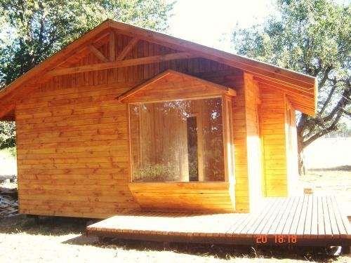 Vendo casas y caba as prefabricadas patito pinterest - Cabanas casas prefabricadas ...