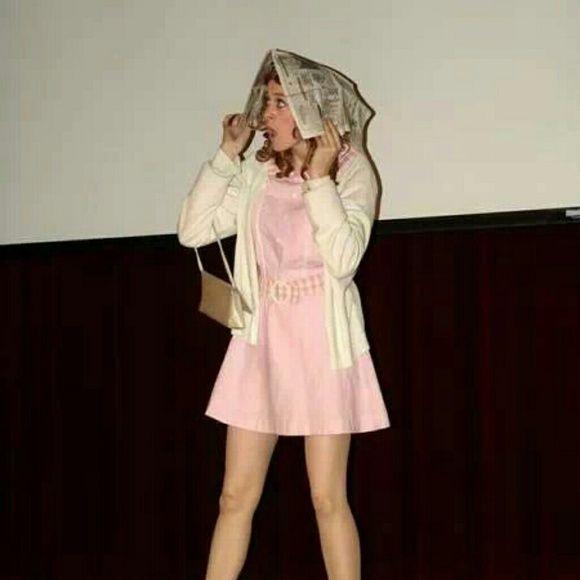 Rocky Horror Janet Weiss Costume Rocky Horror Rocky Horror Costumes Horror Costume