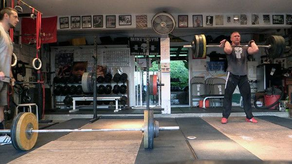 Inspirational garage gyms & ideas gallery pg 8 the life of iron