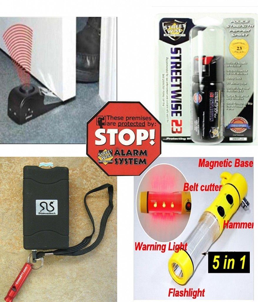 Home Defense Door Stopper Home Defense Door Stopper Foam Door Stopper