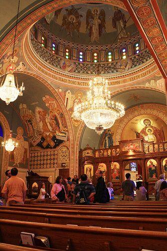 Holy Trinity Greek Orthodox Cathedral Charlotte Nc