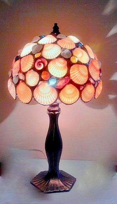 50 Magical DIY Ideas with Sea Shells #zuhausediy