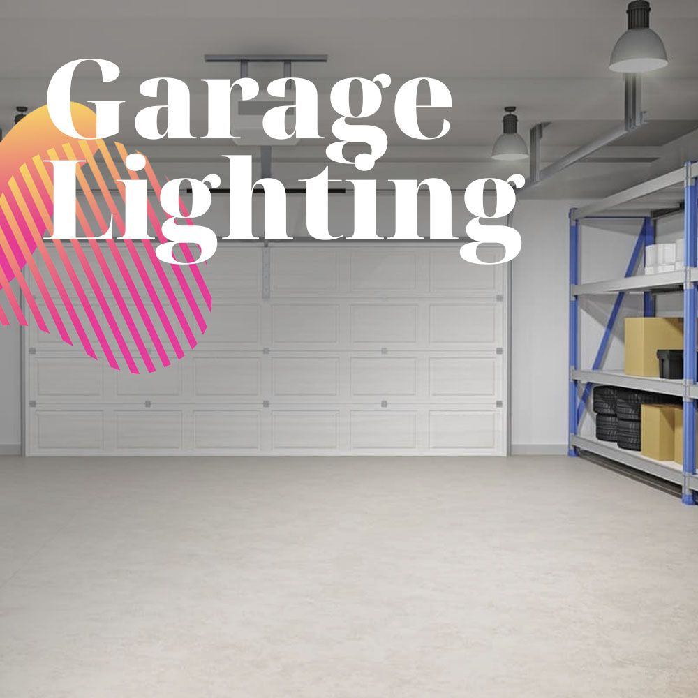Garage Lighting In 2020 Garage Lighting Led Down Lights Lighting Guide