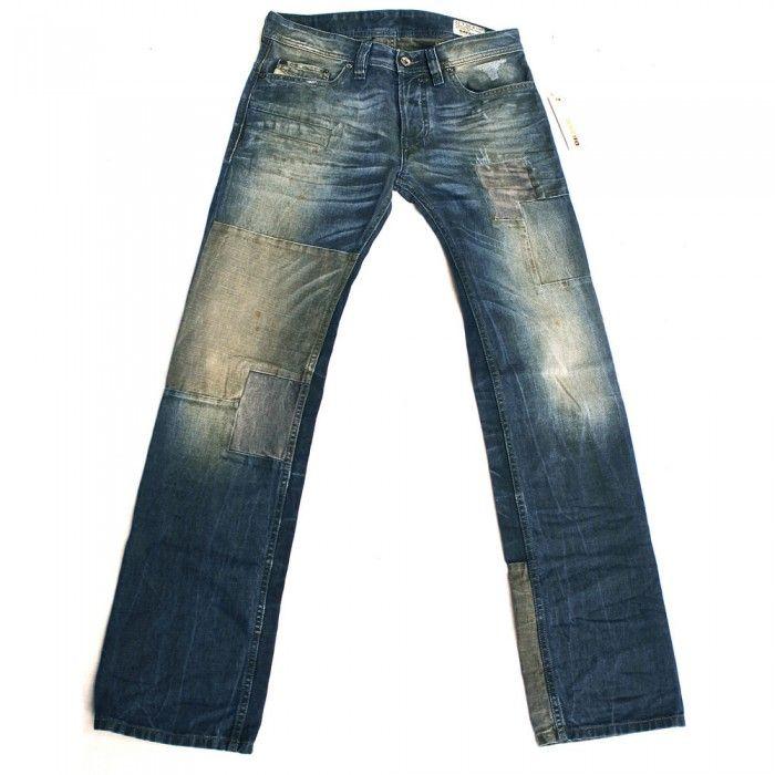 Diesel Safado 884B Mens Jeans | 0884B | Slim | Straight | Diesel ...