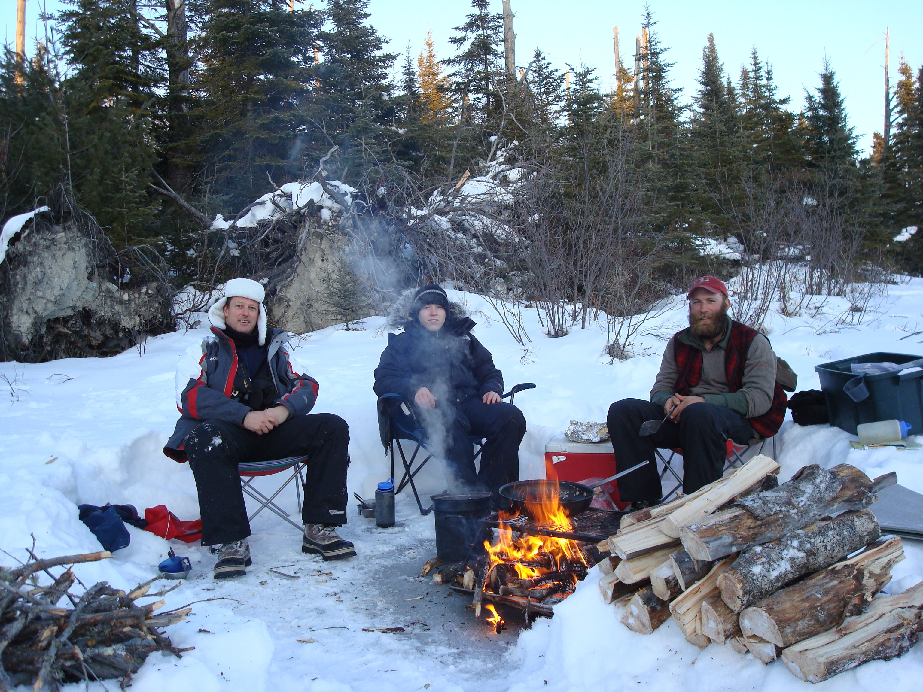 How to Prepare for Winter Camping How to Prepare for Winter Camping new foto