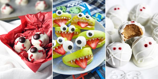 20 Easy  Fun Halloween Food Ideas Fun appetizers, Party guests - halloween catering ideas