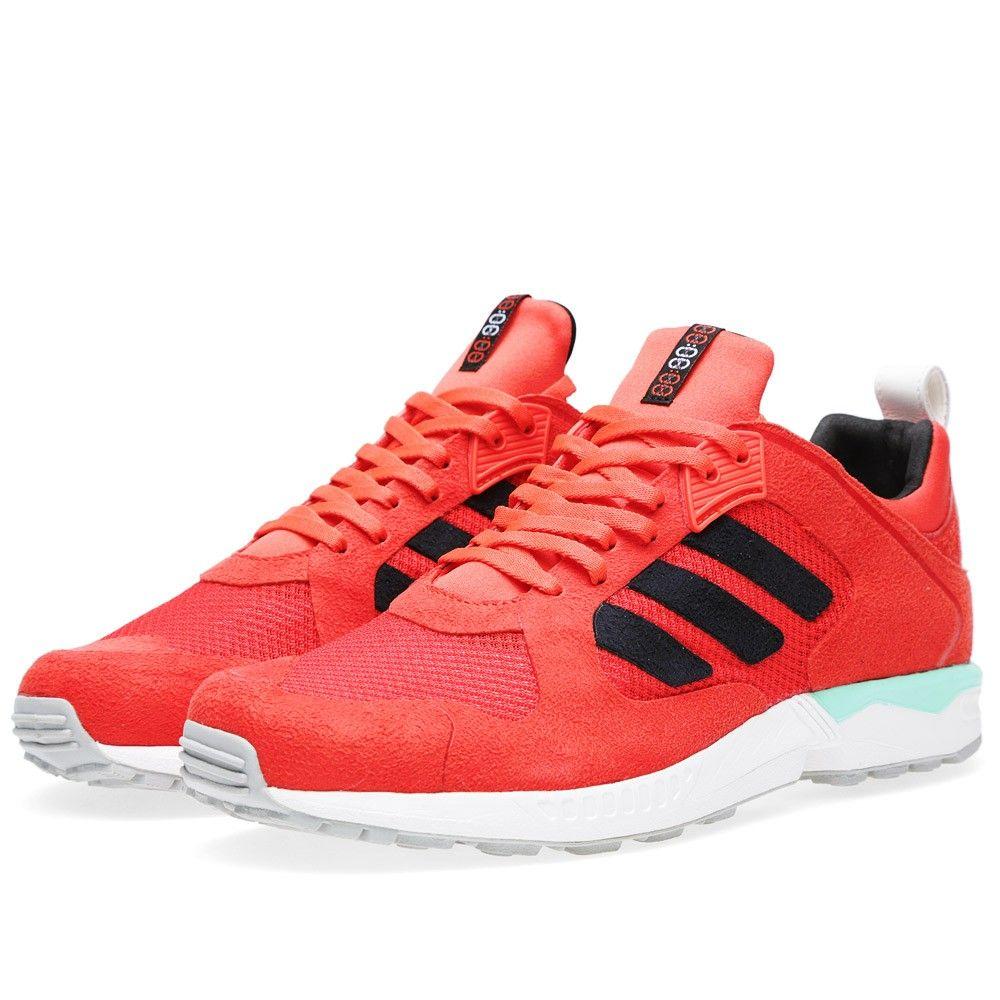 Adidas ZX 5000 Response 90s (Hi Res Red \u0026 Black)