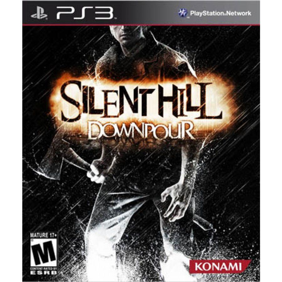 How To Escape The Bathroom Saw Ps3 game silent hill downpour - ps3 | playstation 3 | pinterest