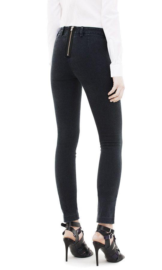 960a329716b Acne Studios - Skin rocca Zip-Back Jeans   My Style: Street Chic ...