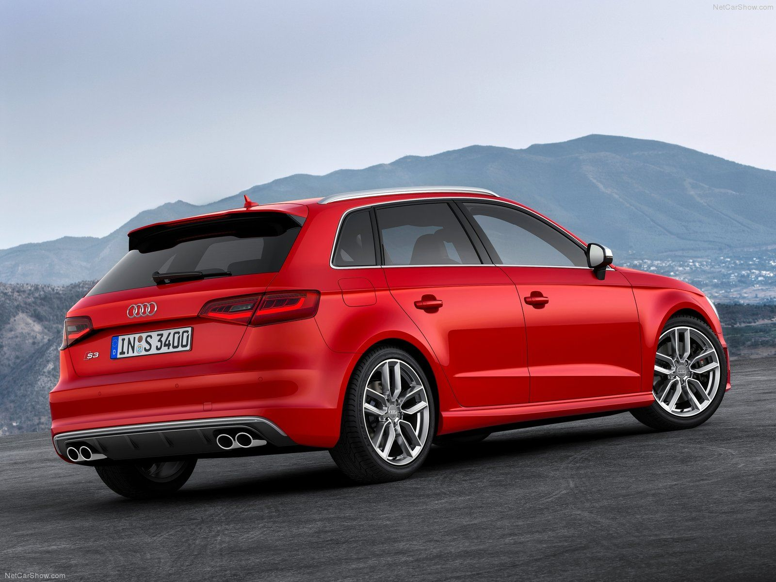 Audi audi s3 sportback 2014