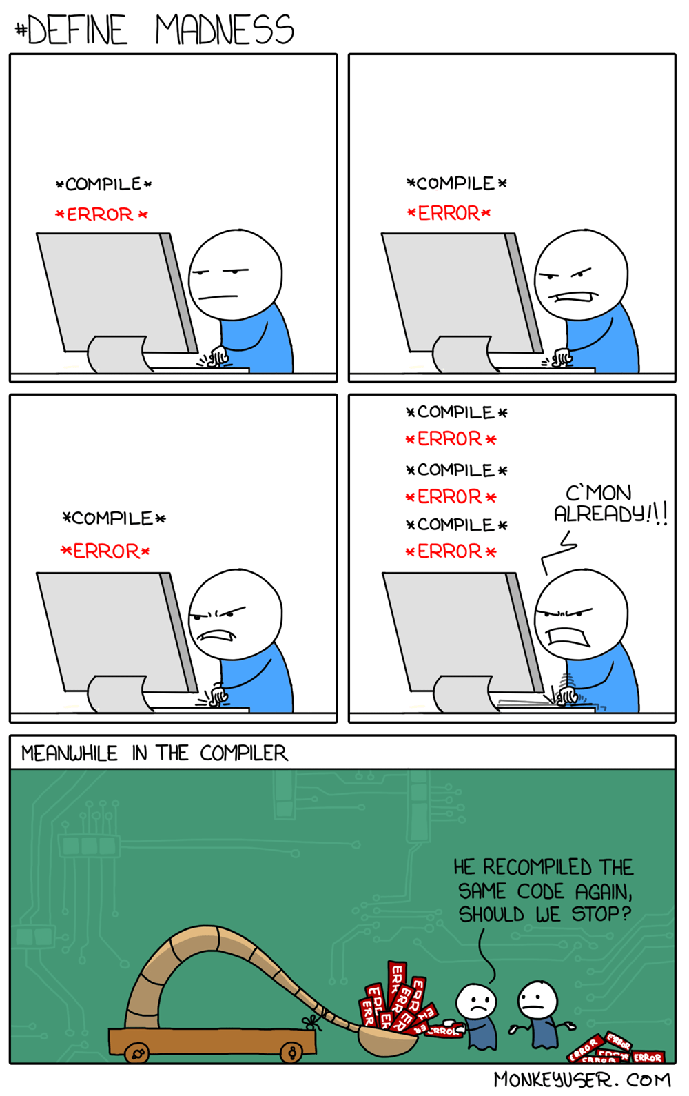 Devhumor Humor For Developers