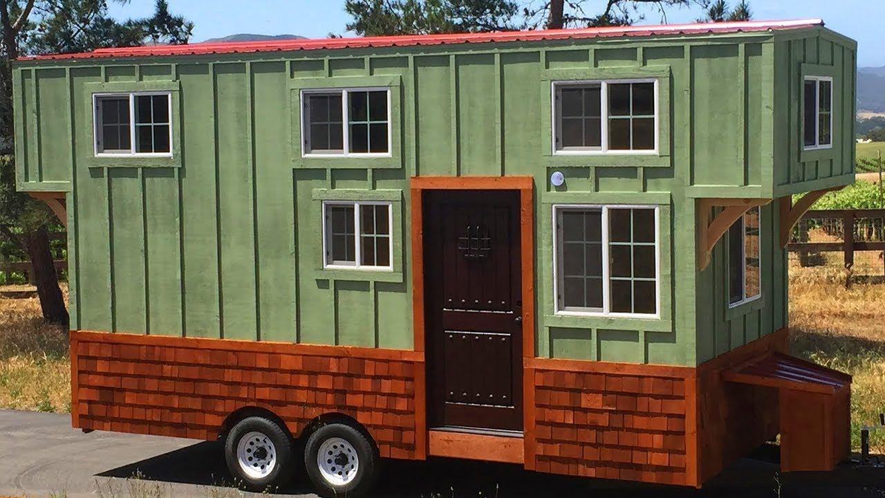 Solvang Tiny House 282 Sq Ft Tiny House Design Ideas