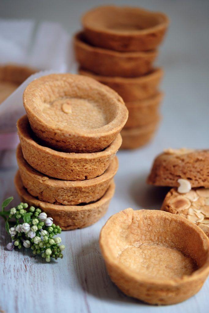 Das perfekte Rezept für knusprige Mürbeteig Tartelettes auf Vorrat, #auf #Das #für #Knusprige #Mürbeteig #Perfekte #Rezept #Tartelettes #Vorrat