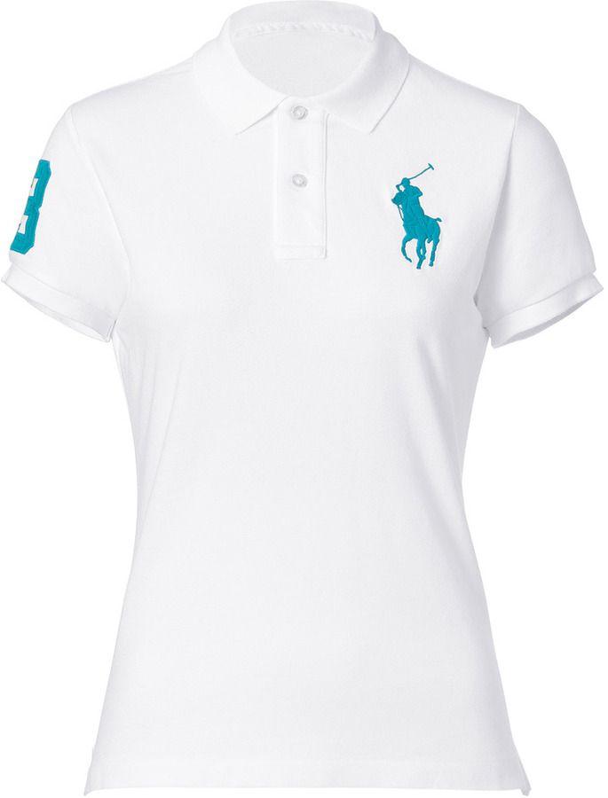 Camisas Polo Ralph Lauren Big Pony cavalo grande