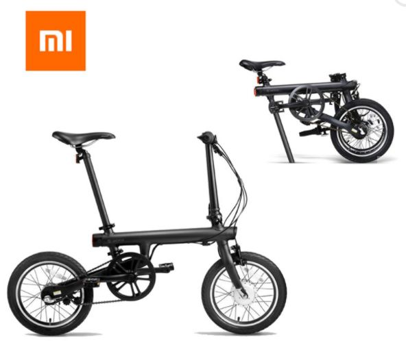 Velo Electrique Xiaomi Qi Cycle Entrepot France 484 70 Fdp In
