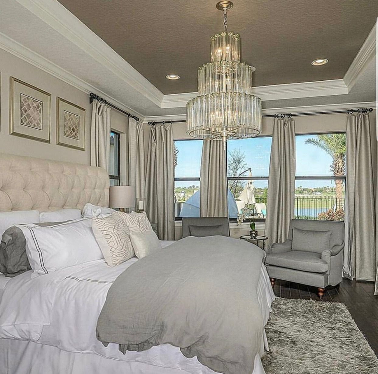 View for our dazzling ensuite! Classy, contemporary and
