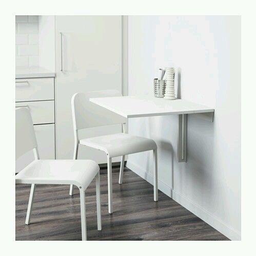 wall mounted desk drop leaf portable table dinning kitchen folding furniture new furniture. Black Bedroom Furniture Sets. Home Design Ideas