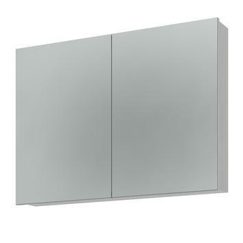 Bruynzeel spiegelkast 2-deurs 90 cm   Badkamermeubelen   Badkamer ...