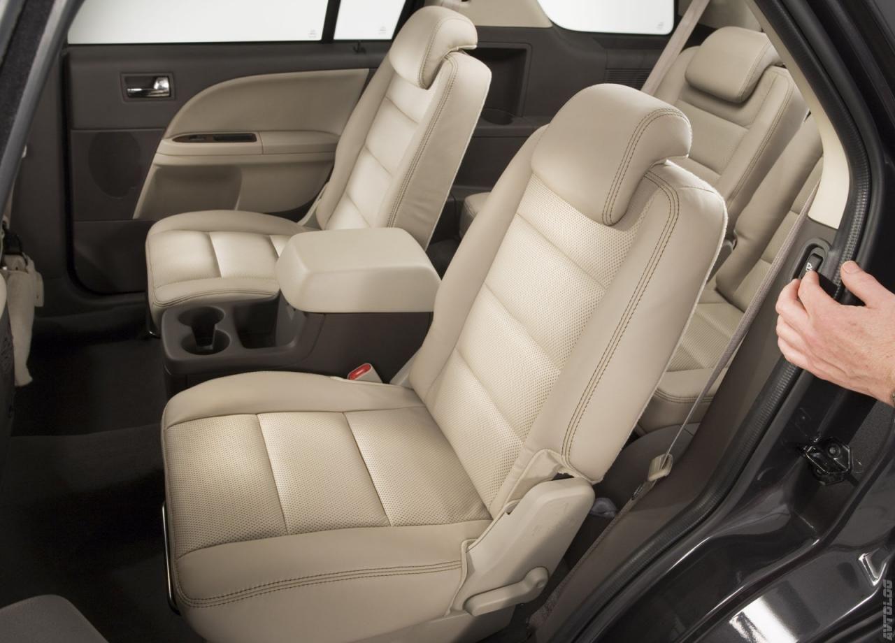2008 Ford Taurus X Ford Taurus Mercury Sable