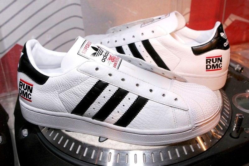A Run-DMC \u0026 adidas Superstar 50th