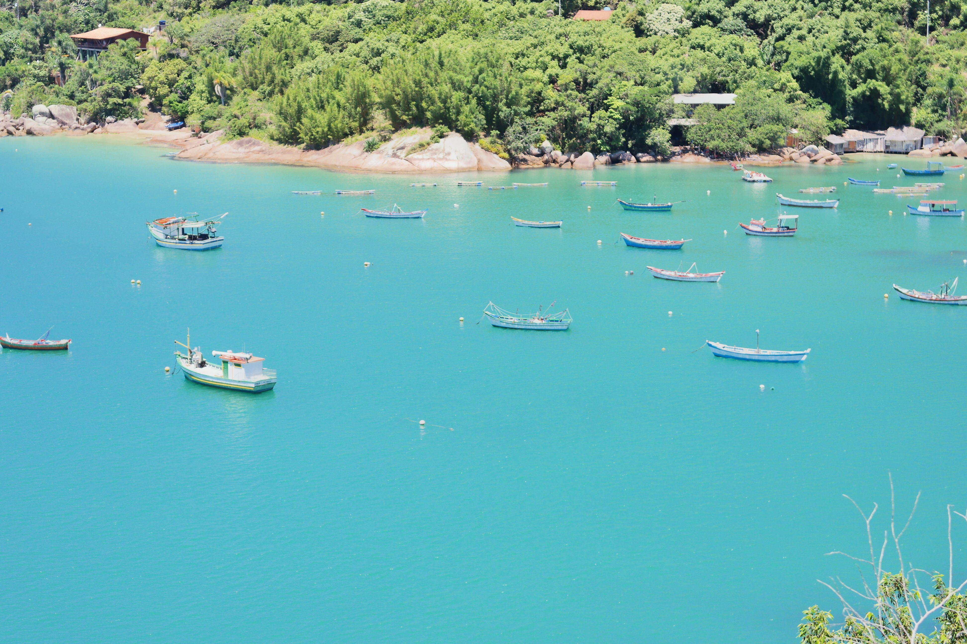 Baia de Ganchos - Ponta dos Ganchos | Santa Catarina