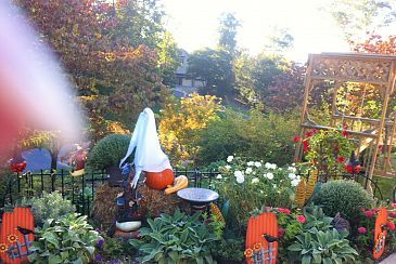 My Halloween Garden :: Hometalk