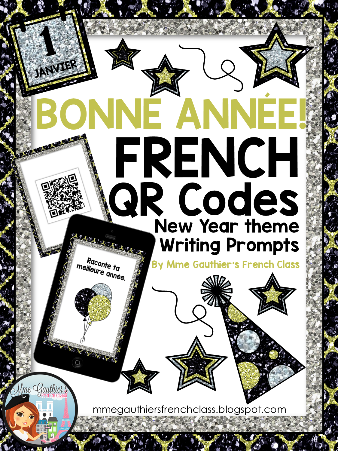 Mme Gauthier S French Class Bonne Annee French New Year