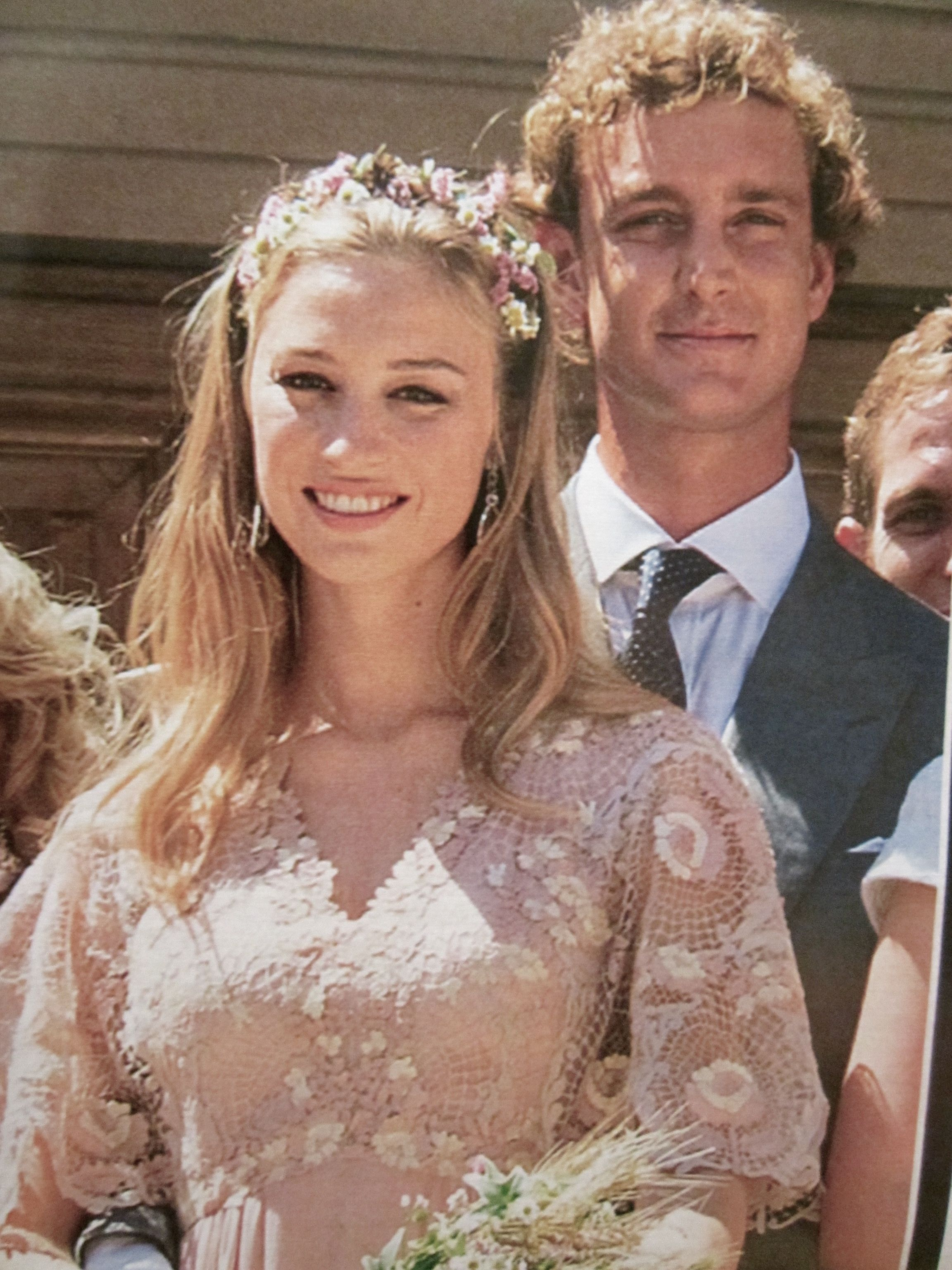 Pierre Beatrice Monaco July 2015 Civil Ceremony