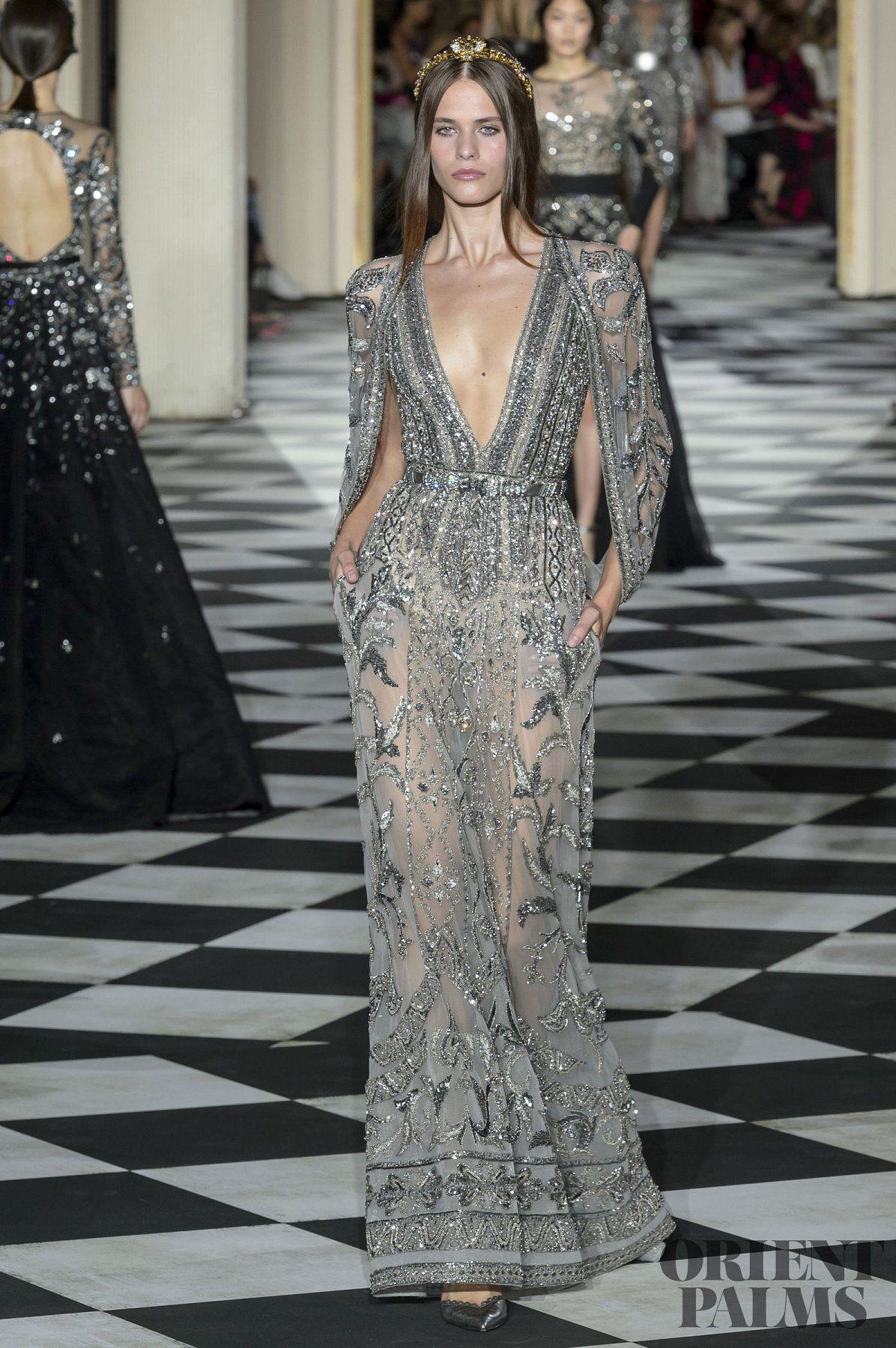 Zuhair Murad Herbst/Winter 12-12 - Couture  Couture kleider