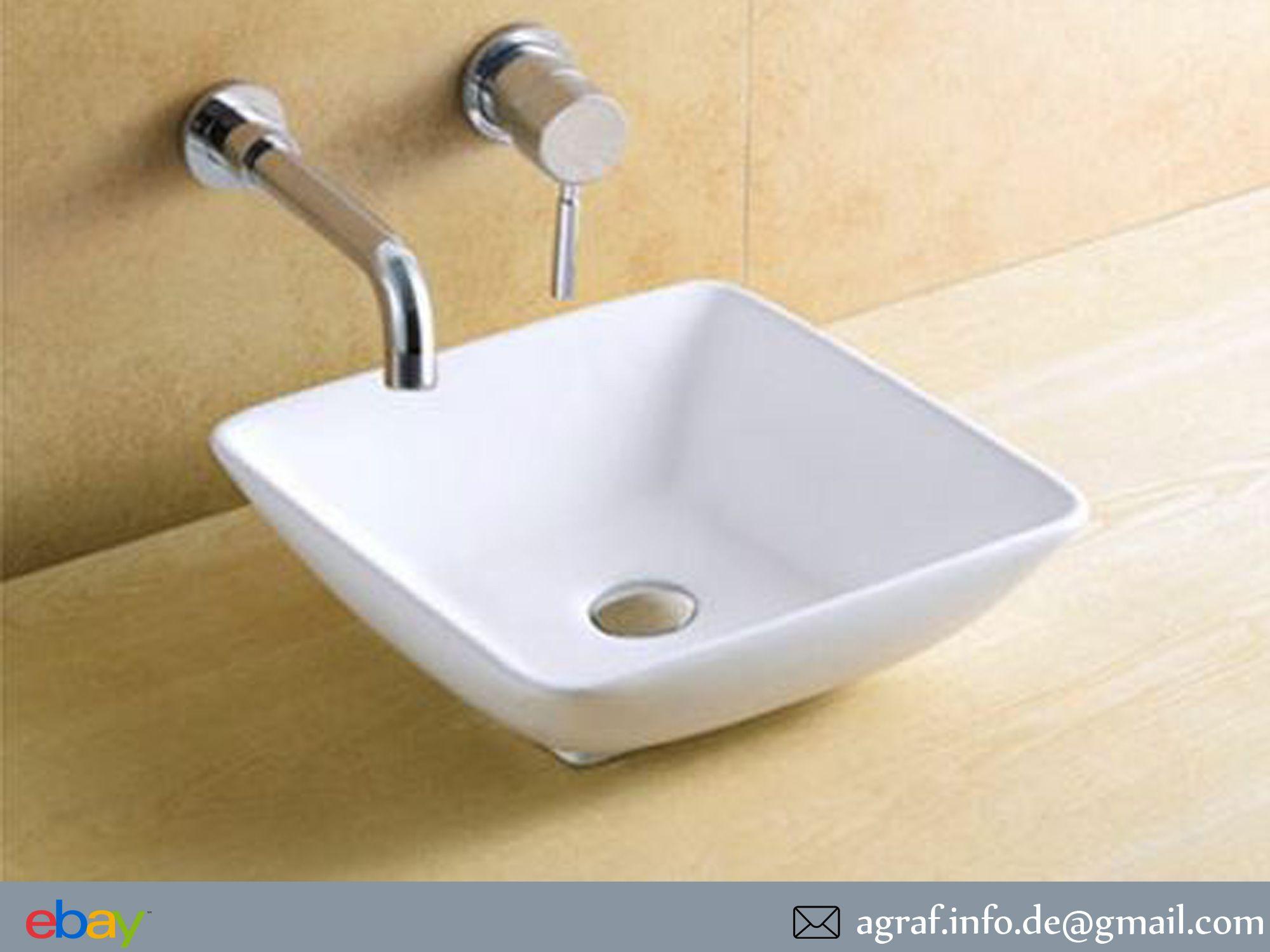 wir bieten ihnen hier einen waschbecken auf der platte 42x42 cm 8285