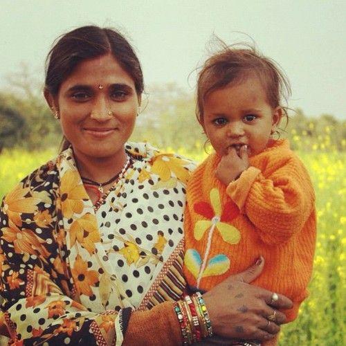 Hugs in India