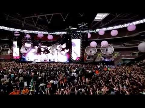 Muse - H A A R P  Live From Wembley Stadium 2007 (Full DVD