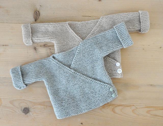 Photo of ulma: wickeljäckchen für kleine erdengäste – gestrickt  —-  cute – knitted …
