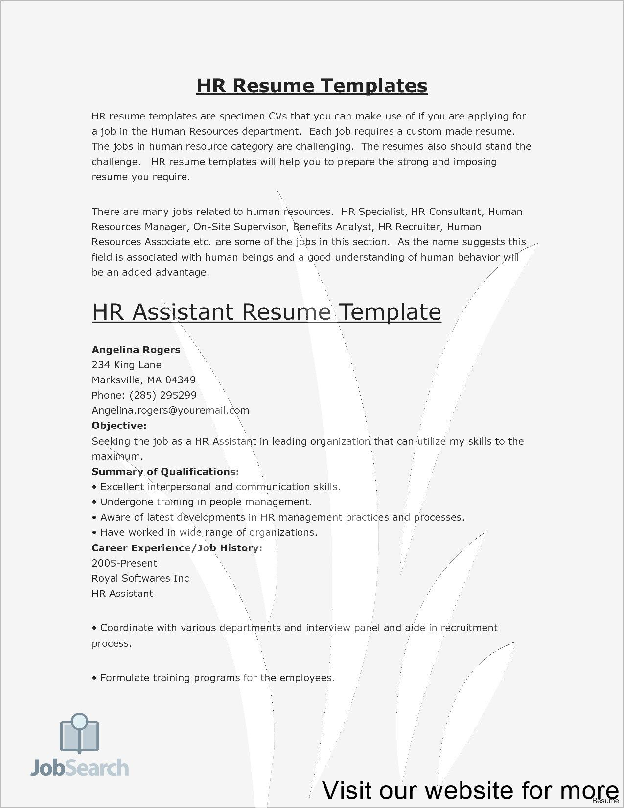 resume template executive Professional in 2020 Simple